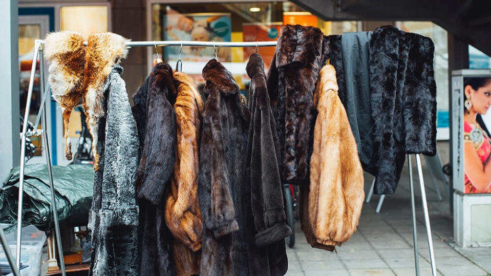 Saks Ends Sale of Fur