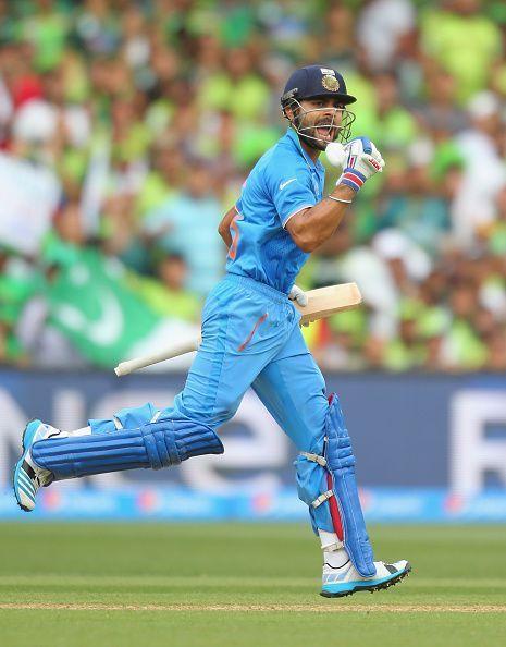 Adelaide has always been a happy hunting ground for Virat Kohli.