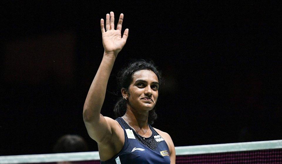 Indian badminton star PV Sindhu won a silver medal at the 2016 Rio Olympics in the women's singles. Photo: AFP