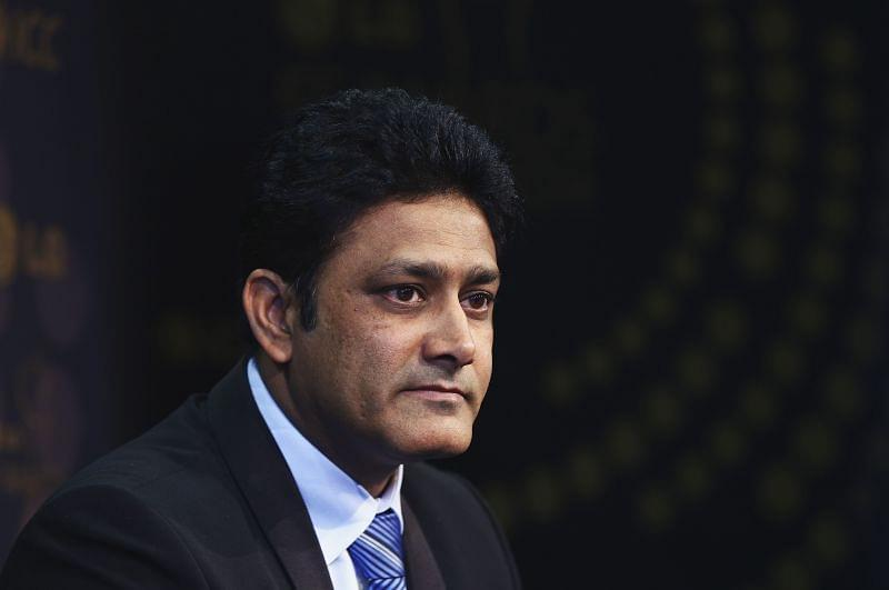 Anil Kumble also coached the Indian cricket team
