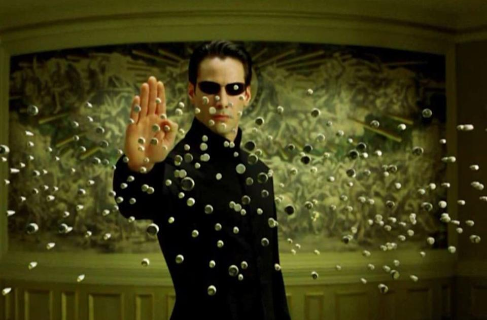Keanu Reeves is Neo, and it's hard to imagine anyone else in the role (WarnerBros)