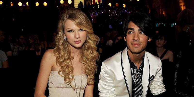 Taylor Swift may have sent her ex Joe Jonas a baby present