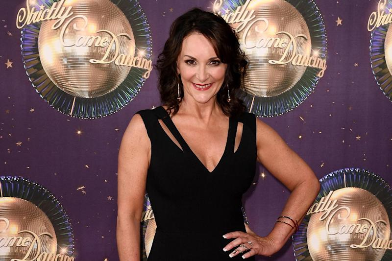 Brave: Shirley Ballas has opened up about her battle with anxiety: Gareth Cattermole/Getty Images
