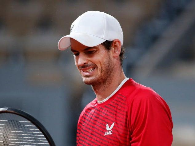 Andy Murray lost to Stan Wawrinka in the first round (Getty)