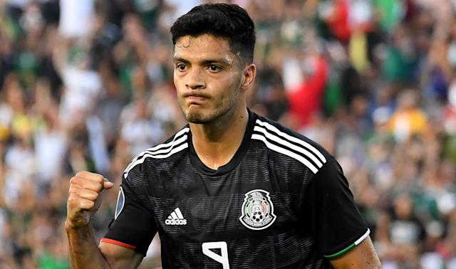 Raul Jimenez scored two and assisted another in Mexico's victory over Panama in the CONCACAF Nations League.
