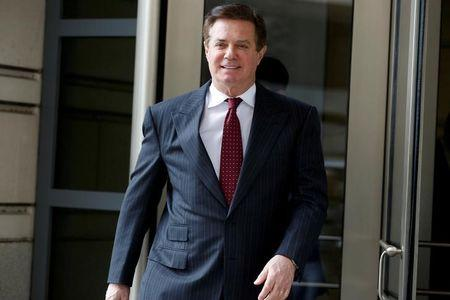 Manafort seeks dismissal of charges against him in Virginia