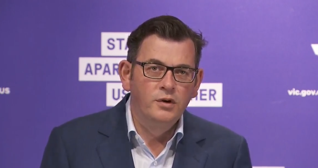 Premier Dan Andrews has committed to easing restrictions on October 19 despite it becoming increasingly unlikely the trigger points will be met. Source: ABC