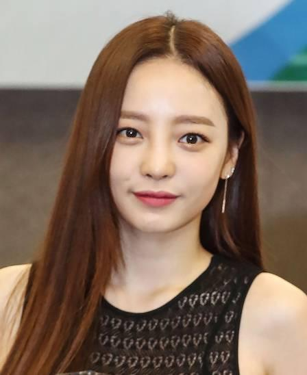 85852606_This photo taken by Yonhap News Agency on July 24 2018 shows K-pop star Goo Hara lookin.jpg