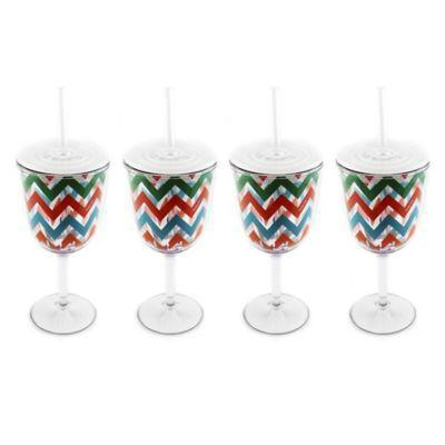 "<br> <br> <strong>Berghoff</strong> Acrylic Wine Glasses, $, available at <a href=""https://go.skimresources.com/?id=30283X879131&url=https%3A%2F%2Fwww.bedbathandbeyond.com%2Fstore%2Fproduct%2Fberghoff-reg-acrylic-wine-glasses-with-chevron-pattern-set-of-4%2F1046705655"" rel=""nofollow noopener"" target=""_blank"" data-ylk=""slk:Bed Bath & Beyond"" class=""link rapid-noclick-resp"">Bed Bath & Beyond</a>"
