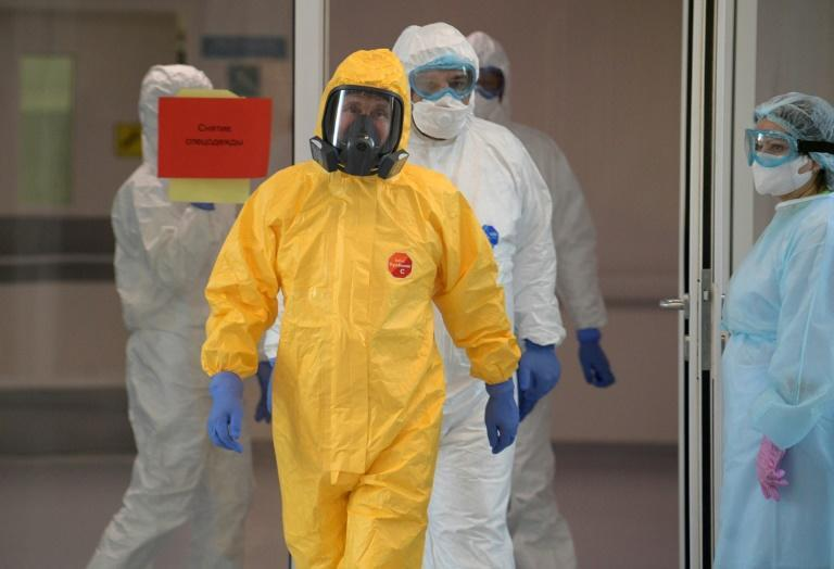 Russia has no 'clear picture' of extent of virus outbreak: official