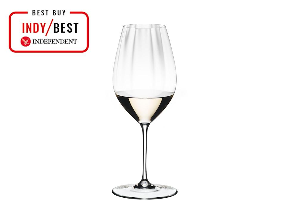 Sip your alcohol-free wine from a wine glass that will help ensure the taste is just as goodThe Independent
