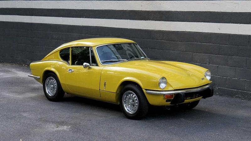 Don't Call The 1973 Triumph GT6 A Poor Man's Aston