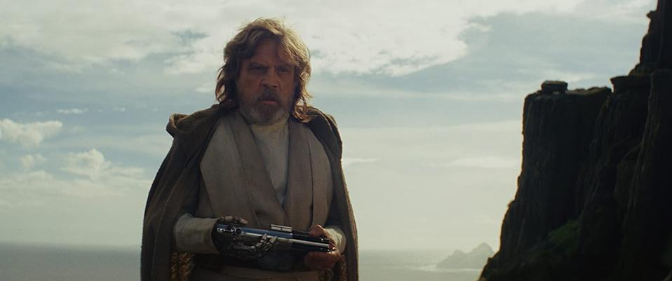 Mark Hamill doesn't know when Star Wars fandom became so toxic (Image by Lucasfilm)