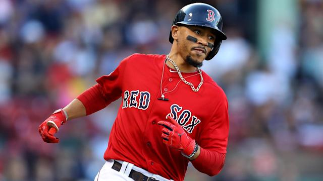 The Los Angeles Dodgers confirmed the acquisition of Mookie Betts and David Price from the Boston Red Sox.