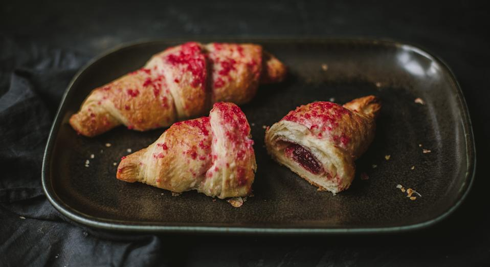 Caffè Nero have become the first high street coffee shop chain to launch vegan croissants [Image: Caffè Nero]