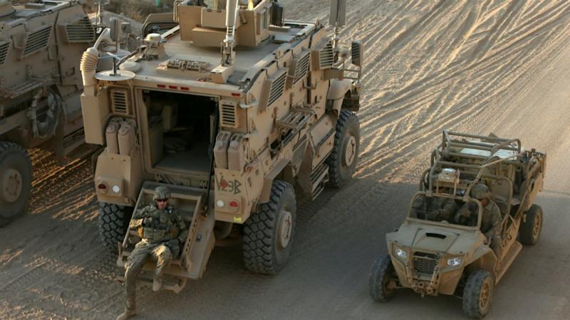 Pentagon to strengthen forces in Middle East to 'protect' US from Iran