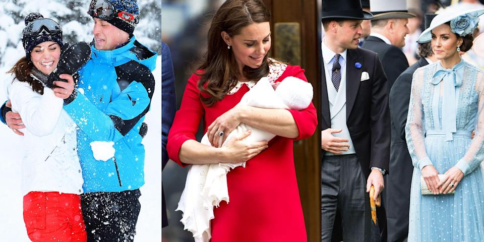 """<p>Being suddenly thrust into the spotlight can be hard—just ask regular-person-turned-royal <a href=""""//www.marieclaire.com/fashion/news/g3203/kate-middleton-best-fashion-moments/"""" data-ylk=""""slk:Kate Middleton"""" class=""""link rapid-noclick-resp"""">Kate Middleton</a>. Adjusting to royal life isn't easy and can take a lot of trial and error. Unlike her sister-in-law <a href=""""//www.marieclaire.com/celebrity/g32370045/meghan-markles-most-iconic-fashion-moments/"""" data-ylk=""""slk:Meghan Markle"""" class=""""link rapid-noclick-resp"""">Meghan Markle</a>, who had been an actress for 15 years and dealt with her share of PR nightmares, Kate had to figure out from scratch how to deal with life in the public eye, which comes with almost as much backlash as it does adoration.</p><p>When you're a member of the <a href=""""//www.marieclaire.com/celebrity/g25050804/royal-family-members-net-worth/"""" data-ylk=""""slk:royal family"""" class=""""link rapid-noclick-resp"""">royal family</a>, there's little room for slip-ups; you have eyes from all around the world obsessing over your every move. People judge the clothes you wear, the causes you support, and even the way you wear your hair to a <a href=""""//www.marieclaire.com/celebrity/g32947422/princess-diana-rare-wedding-photos/"""" data-ylk=""""slk:royal wedding"""" class=""""link rapid-noclick-resp"""">royal wedding</a> (of all things!), The Duchess of Cambridge takes it all with stride, but that doesn't mean there hasn't been a couple bumps along the road. Ahead, all the times the Duchess has caused an uproar since beginning of her relationship with Prince William in 2004. Who knew she was such a rebel?</p>"""