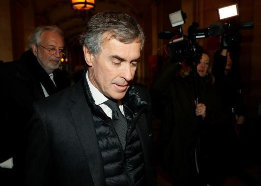 French ex-budget minister Cahuzac jailed for tax fraud