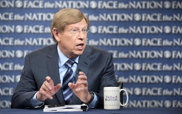 In this handout photo provided by CBS News, former Solicitor General Ted Olson appears on Face The Nation on June 30, 2013 in Washington, D.C. (Photo by Chris Usher/CBS News via Getty Images)