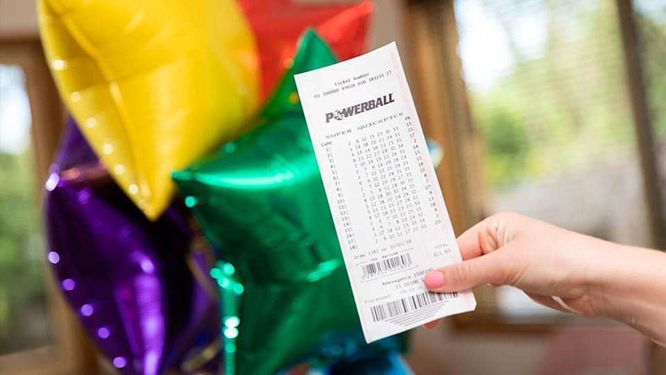 A university student in his 20s has won $20 million in Thursday's Powerball draw. Source: The Lott