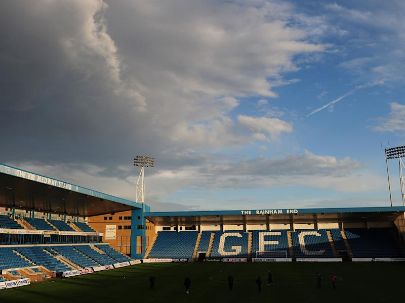 Priestfield Stadium, home to the Gills: Getty