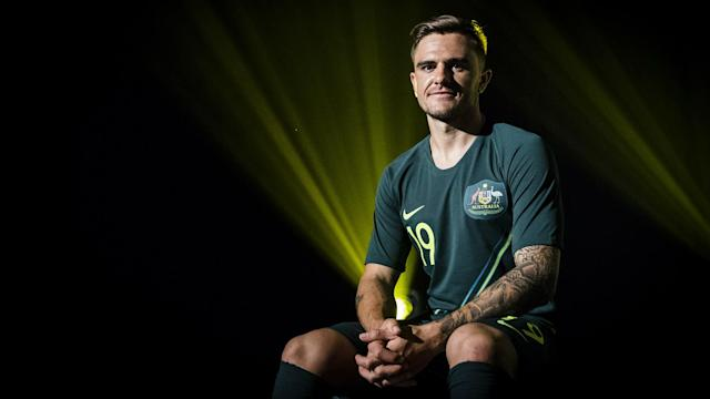Australia's latest football jersey has very quickly and inevitably divided opinion