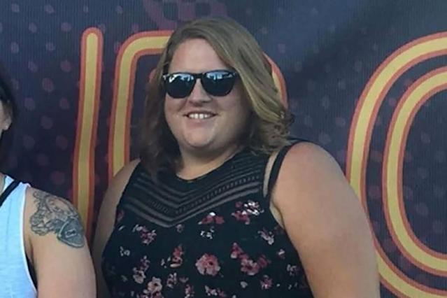 <p>Carly Kreibaum, 33, of Sutherland, Iowa, was one of the people killed in Las Vegas after a gunman opened fire at a country music festival on October 1, 2017. (GoFundMe) </p>