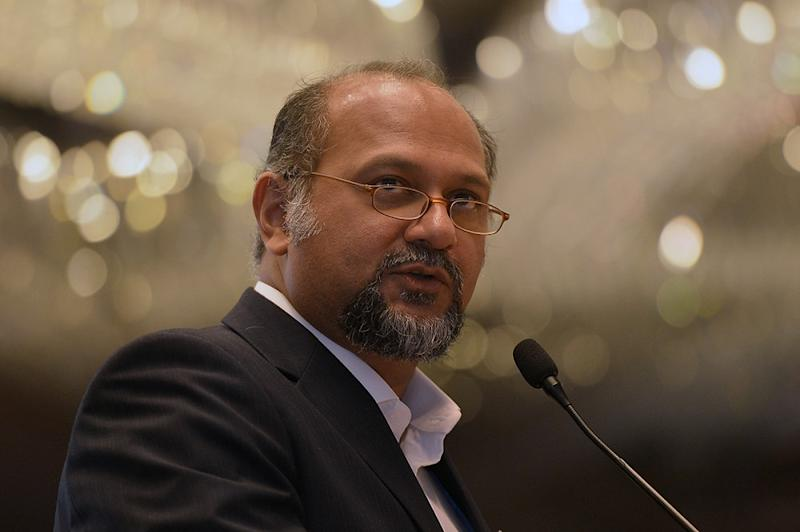 Gobind sought to distance himself from the idea of invoking the controversial act today. — Picture by Mukhriz Hazim
