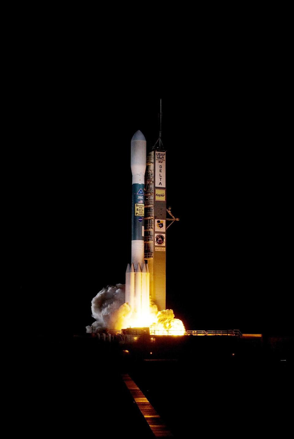 On Monday evening, NASA plans to launch a brand new satellite into orbit,