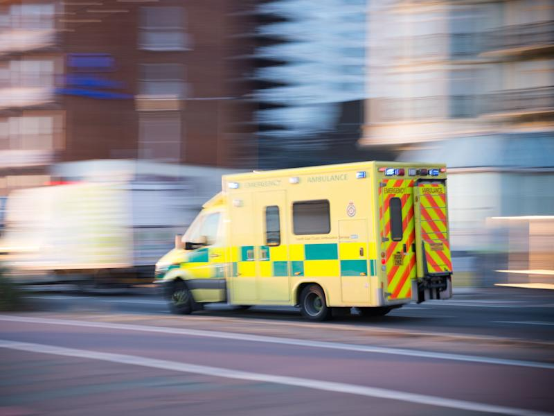 National requirements state that 75 per cent of life-threatening calls must be reached in eight minutes: Getty