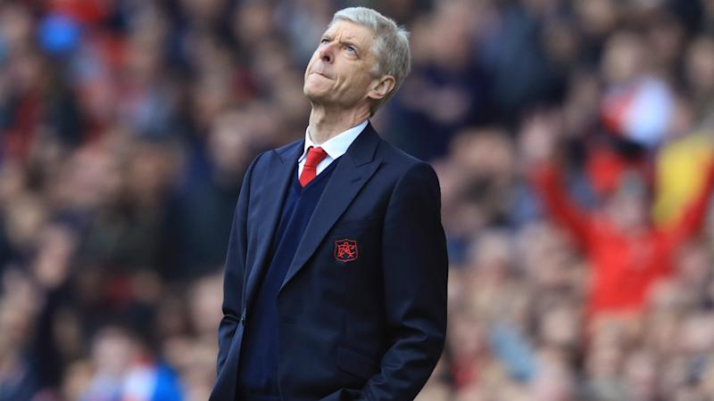 Wenger says contract doubts contributed to top-4 failure