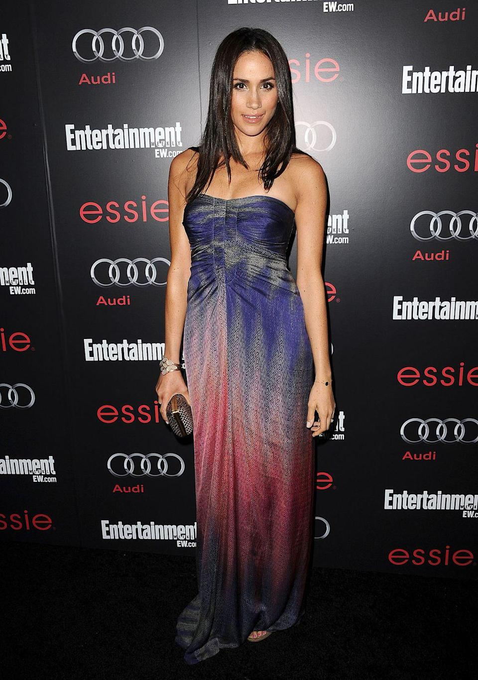 <p>Entertainment Weekly Screen Actors Guild Awards pre-party, January 2013</p>