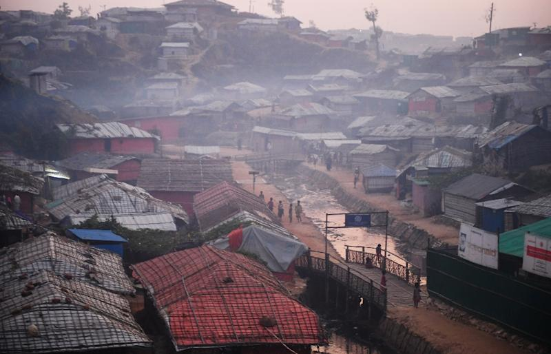 Rights groups are worried about growing desperation in the refugee camps where thousands of Rohingya have fled