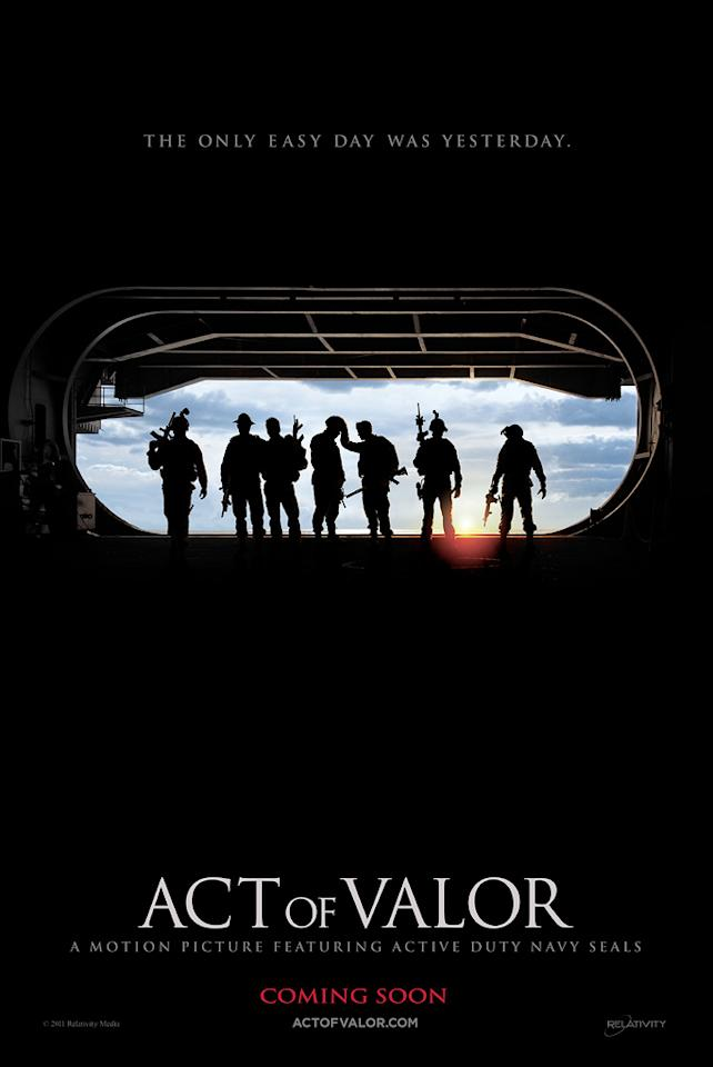 """""""For You"""" from """"Act of Valor"""" - Music and lyrics by Monty Powell, Keith Urban"""