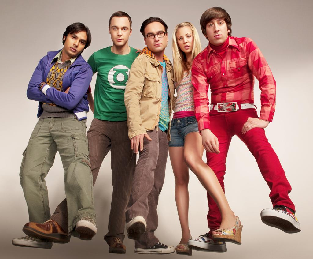 """Outstanding Comedy Series: """"The Big Bang Theory"""""""