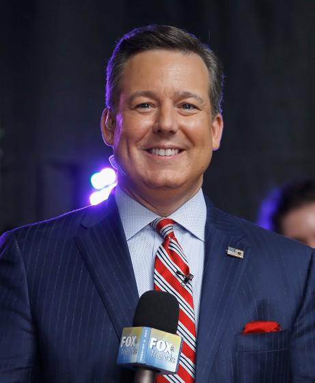"""Former Fox News anchor Ed Henry is the latest of the network's male employees to be sued for his alleged mistreatment of women. <span class=""""copyright"""">(John Lamparski / Getty Images)</span>"""