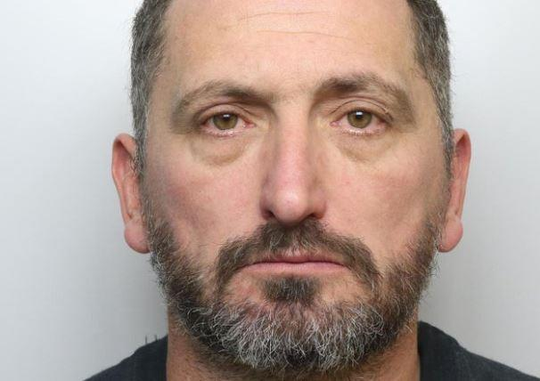 Nicholas Jackson, 46, has been jailed for three years and four months (Picture: SWNS)