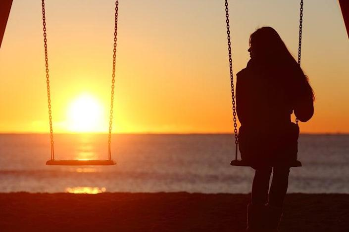 Young adults are more likely to suffer from loneliness during the pandemic (Getty Images/iStockphoto)