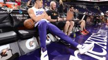 Partnership between Monty Williams and Devin Booker is at the center of this year's Suns