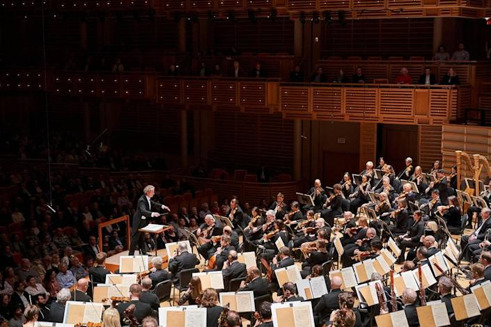 The Cleveland Orchestra returns to the Arsht Center for its winter residency.