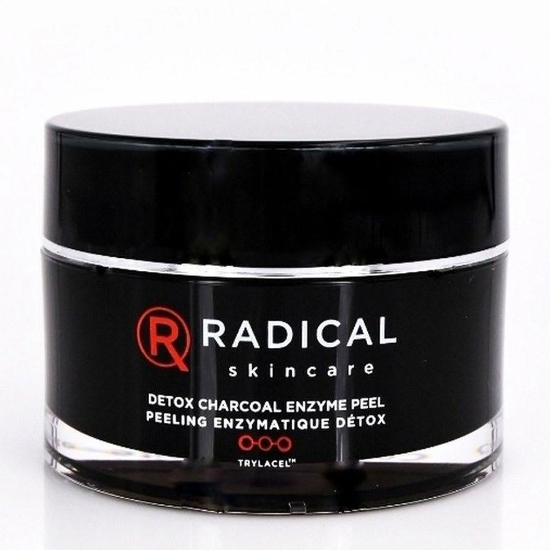 "<br><br><strong>Radical Skincare</strong> Detox Charcoal Enzyme Peel 50ml, $, available at <a href=""https://go.skimresources.com/?id=30283X879131&url=https%3A%2F%2Fus.feelunique.com%2Fp%2FRadical-Skincare-Detox-Charcoal-Enzyme-Peel-50ml"" rel=""nofollow noopener"" target=""_blank"" data-ylk=""slk:FeelUnique"" class=""link rapid-noclick-resp"">FeelUnique</a>"