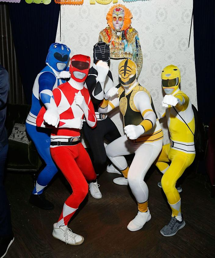 """<p>We dare you to find a friend who doesn't want to dress up as a Power Ranger. </p><p><a class=""""link rapid-noclick-resp"""" href=""""https://www.amazon.com/Official-Ranger-Morphsuit-Costume-Yellow/dp/B00ITSY6W8?tag=syn-yahoo-20&ascsubtag=%5Bartid%7C10070.g.3083%5Bsrc%7Cyahoo-us"""" rel=""""nofollow noopener"""" target=""""_blank"""" data-ylk=""""slk:SHOP MORPHSUITS"""">SHOP MORPHSUITS</a></p>"""