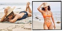 """<p><a href=""""https://www.elle.com/uk/life-and-culture/a36444884/halle-berry-shares-steamy-pda-pic-with-boyfriend-van-hunt/"""" rel=""""nofollow noopener"""" target=""""_blank"""" data-ylk=""""slk:Halle Berry"""" class=""""link rapid-noclick-resp"""">Halle Berry</a> has enjoyed a formidable career, from winning an Oscar in 2002, to starring in films such as Catwoman, X-Men and James Bond's Die Another Day.</p><p>However, over the years the 54-year-old Cleveland, Ohio native has shown she's equally as talented in front of the camera as she is on the red carpet, from wearing embellished gowns by Atelier Versace, Monique Lhuillier and Elie Saab to numerous awards shows. </p><p><a class=""""link rapid-noclick-resp"""" href=""""https://www.elle.com/uk/fashion/what-to-wear/articles/g31673/best-bikinis-swimwear-to-buy-now/"""" rel=""""nofollow noopener"""" target=""""_blank"""" data-ylk=""""slk:SHOP BIKINIS"""">SHOP BIKINIS</a></p><p>In recent months, Berry has joined a legion of actors like <a href=""""https://www.elle.com/uk/life-and-culture/culture/a35117254/salma-hayek-bikini-photos/"""" rel=""""nofollow noopener"""" target=""""_blank"""" data-ylk=""""slk:Salma Hayek"""" class=""""link rapid-noclick-resp"""">Salma Hayek</a> and <a href=""""https://www.elle.com/uk/life-and-culture/culture/a34036271/jennifer-lopez-bikini-instagram/"""" rel=""""nofollow noopener"""" target=""""_blank"""" data-ylk=""""slk:Jennifer Lopez"""" class=""""link rapid-noclick-resp"""">Jennifer Lopez</a> in sharing photos of their athletic, toned physiques and celebrating their curves in a variety of bikini and swimsuit designs. </p><p>Berry recently opened up about her health regimen with <a href=""""https://www.harpersbazaar.com/celebrity/latest/a35704417/halle-berry-respin-fiton-partnership-interview/"""" rel=""""nofollow noopener"""" target=""""_blank"""" data-ylk=""""slk:Harper's Bazaar"""" class=""""link rapid-noclick-resp"""">Harper's Bazaar</a>, and how she's embraced the power of social media. </p><p>'Now with social media, I can control what people know about me and how I present it. One of the benefits of ageing—there are many—but o"""