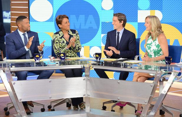 'GMA' Beats 'Today' Show for First Weekly Ratings Win in 4 Years