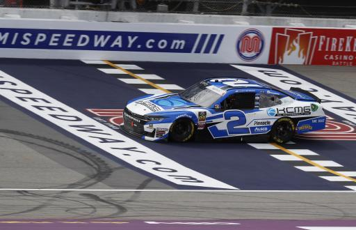 Tyler Reddick takes his 3rd checkered flag of the year