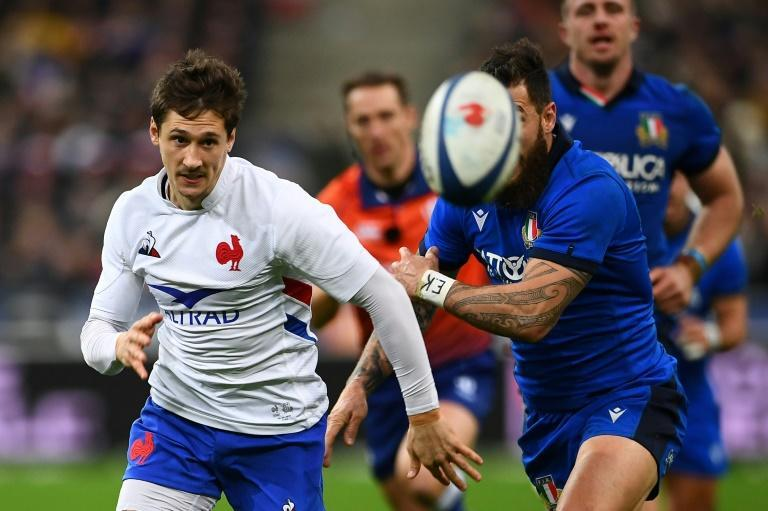 France's Baptiste Serin has started just 14 of his 38 Test appearances since making his debut in 2016