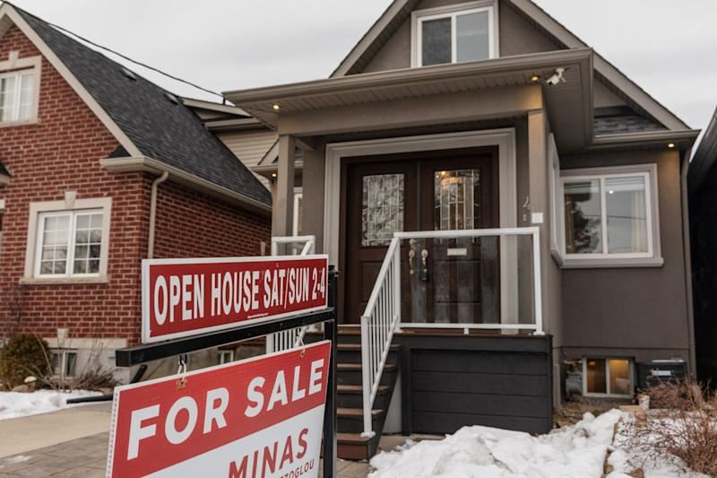 Canada Triples Planned Purchases of Mortgage Securities