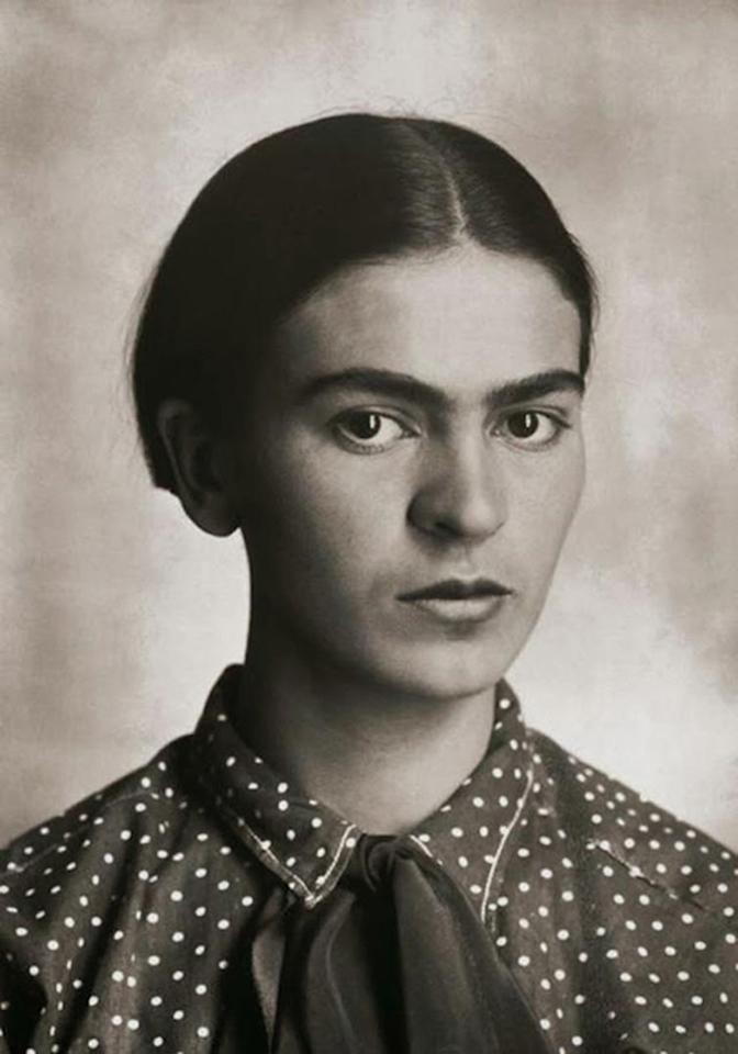 <p>Foto: Frida Kahlo Corporation. </p>