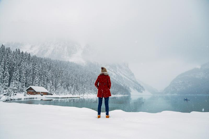 I traveled to the Arctic to test winter coats in sub-zero weather — this one was the warmest