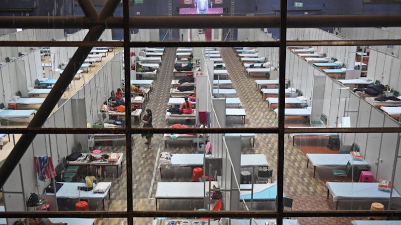 India's capital Delhi breathes sigh of relief as Covid-19 infection rate slows